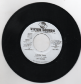 SALE ITEM - Jah Cure - Lovin This / TV Mix (Vizion Sounds) 7""